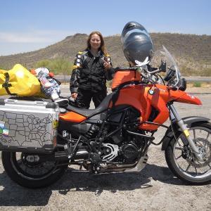 初挑戦!バイクでアメリカを横断した旅の軌跡