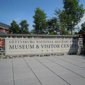 Pennsylvania州~南北戦争現場のゲッティスバーグへ