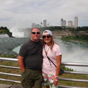 "Niagara Falls State Park~""ナイアガラの滝"""