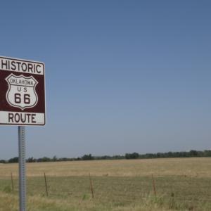 """Get your kicks on """"Route 66""""オクラホマ州はトゥルサ~オクラホマシティ"""