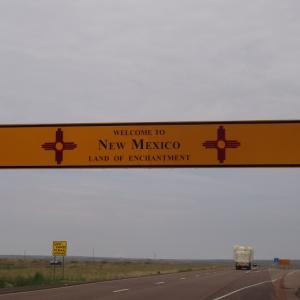 """Get your kicks on """"Route 66"""" New Mexico"""
