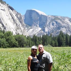 世界遺産:ヨセミテ国立公園、カリフォルニア州