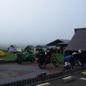 きりたっぷ岬キャンプ場
