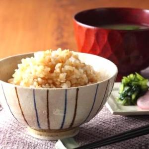 玄米が苦手な方は白米と混ぜて食べるとよい?