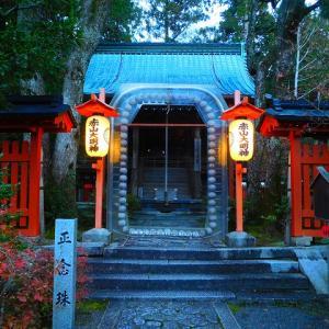 赤山禅院さんの中も ご案内いたします (^_-)-☆