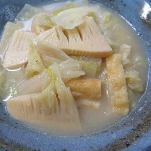 """""""お雑煮""""から 思いがけず新しいお気に入りのメニュー 京風白みそで """"白みそ仕立ての白菜煮"""""""
