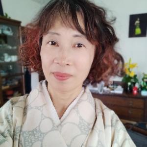 """ますえちゃんの着物遊び 5年振り!?? 食後は御所にて""""撮影会"""""""