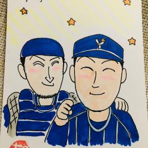 大貫晋一&伊藤光☆ヒロインイラスト