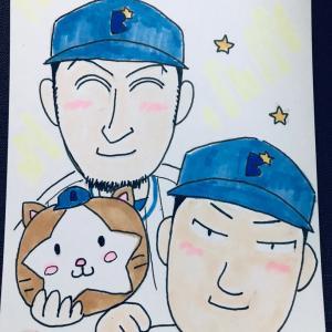 伊藤光&伊勢大夢☆ヒロインイラスト