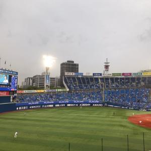 本日参戦!雨のヨコハマ