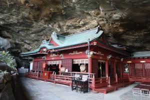 鵜戸神宮 洞窟の中の御本殿