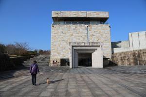 西都原考古博物館をお散歩