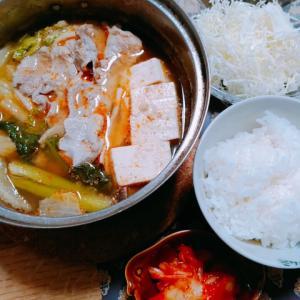 坦々胡麻鍋