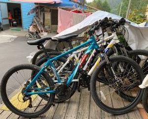 【小6子連れ台湾 日月潭午後の部サイクリング 1周したのは旦那さんだけ】