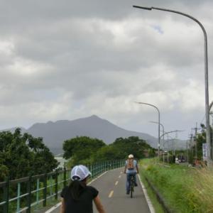 【小6子連れ台湾旅行 レンタサイクルで淡水を走る⑥】