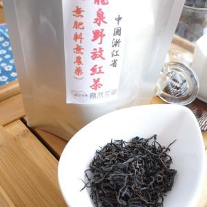 中国紅茶 龍泉野放紅茶