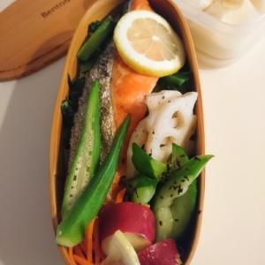 2020/9/8鮭弁当