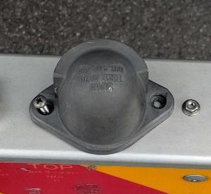 トラックナンバー灯交換