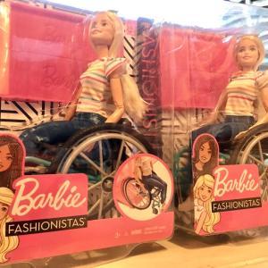【AERA dot.コラム連載13】 車椅子バービー