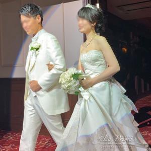 めっちゃ楽しい結婚式になりました!