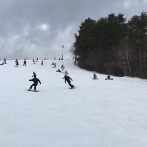 スキースノボ旅行 w/my family part2