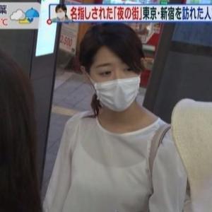 【マスク美人】樺島彩アナが金曜夜の歌舞伎町で直撃ロケ!【まるっとサタデー】