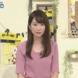 【シューイチ】日テレ中島芽生アナハロウィンコスプレでミュージカル風に食レポ!