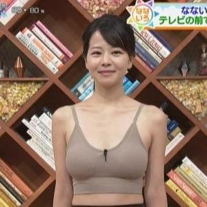【ヨガインストラクター】吉田なるさんのクビレ美乳・横乳・谷間・美尻・パン線【ムチムチ!?】