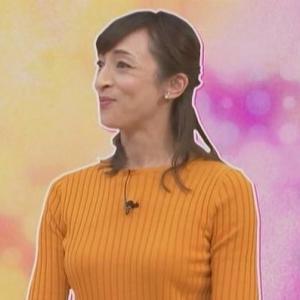 【女神のマルシェ】室伏由佳さんクビレニット・ムチムチピタパン【快適ショーツを紹介】
