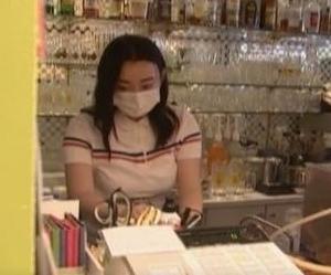 【最近のニュース】ギグワークを始めた就活女子大生がムチムチクビレニット巨乳で【マスク女子】