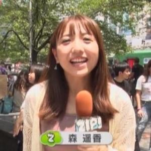 【ZIP特集】森遥香リポーターのムチムチニット乳&デニム