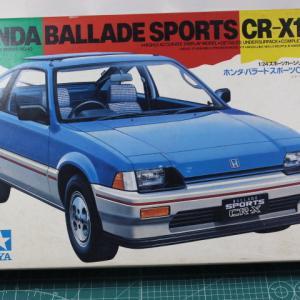 ホンダ バラードスポーツ CR-X1.5i
