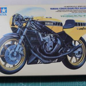 ヤマハ YZR500