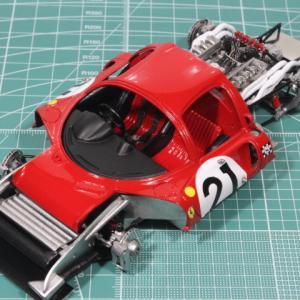 モデルファクトリーヒロ・フェラーリ330P4