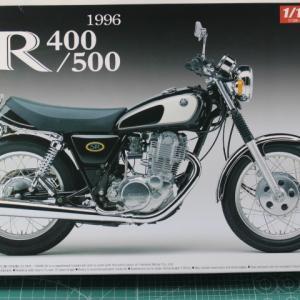 1/12 YAMAHA SR400/500