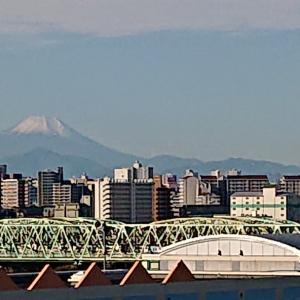 富士山&黒法師☆