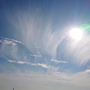 """""""息を飲むほどの美しすぎる彩雲との出会い✨""""☆"""