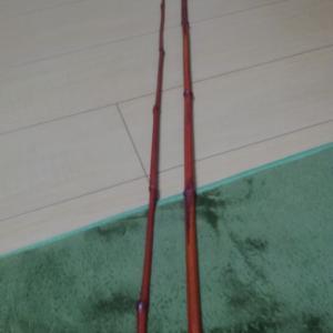 また竿を買った。