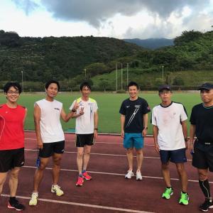 練習会報告(9/14:定例練習会・9/15:30K走)