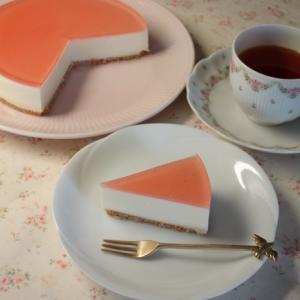 さわやか クリームチーズケーキ