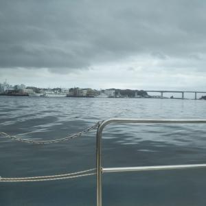 城ヶ島渡し船