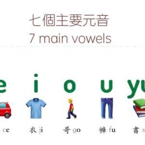 広東語の勉強を始めた!【粤拼-文字編】の話