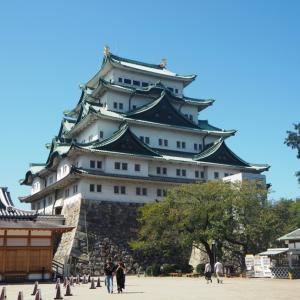 「名古屋の魅力再発見ー名古屋城」の話