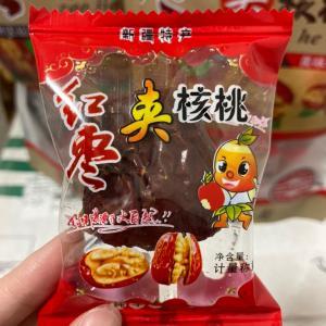 「最近ハマっているナツメのお菓子」の話