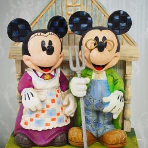 11月18日 ミッキー&ミニー