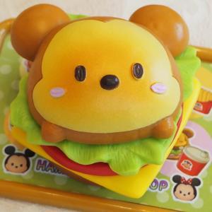 美味しそーなツムツムハンバーガー