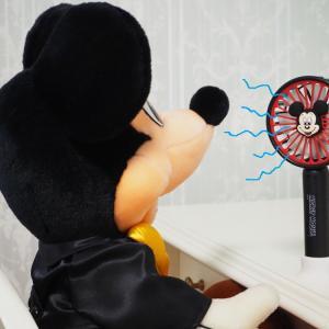 ミッキーのハンディミニファン