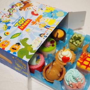 「トイ・ストーリー4」おもちゃ達のケーキ