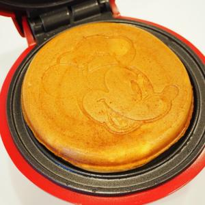 ミッキーのパンケーキ