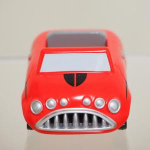 「モンスターズ・インク・ライド&ゴーシーク!」前のマイクの車